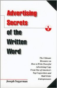 Advertising Secrets of the Written Word by Joseph Sugarman1