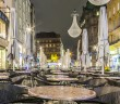 Famous Graben Street At Night With Rain Reflection On The Cobble