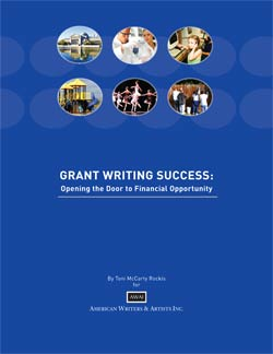 career in grant writing
