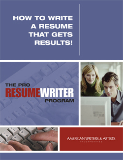 Find freelance writing employment with resume writing, and earn a great living filled with freedom.