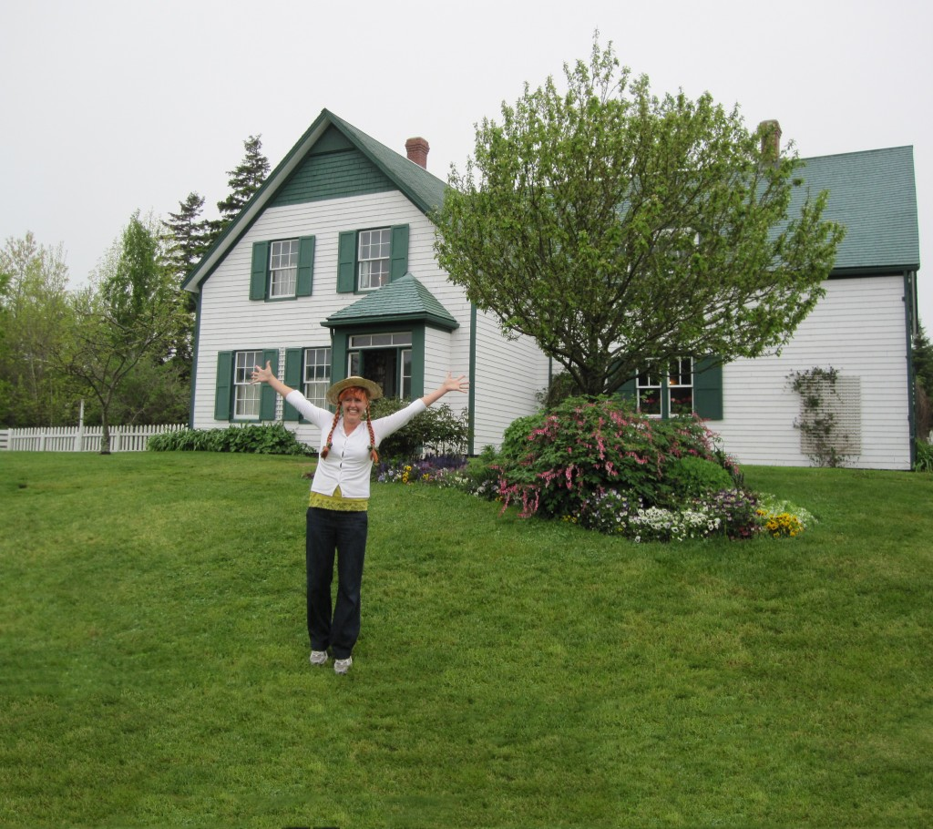 mindy anne of green gables