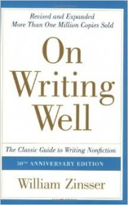 On Writing Well by William Zinsser2