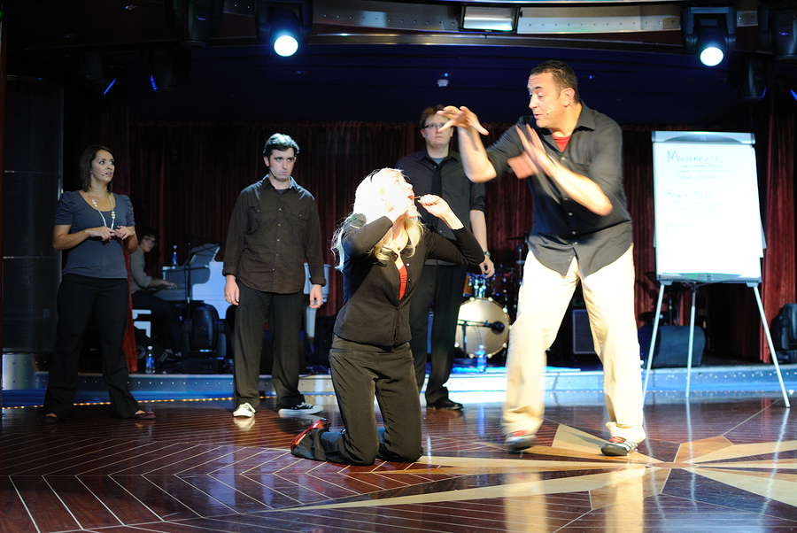 how improv secrets can help you become better at writing