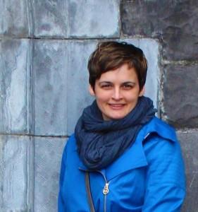 Barefoot Writer Katy Schulz