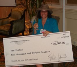 Pam_Foster_with_10K_Check