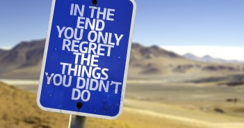 Don't have writer regrets: Write your book