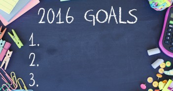 What are your 2016 writing goals?