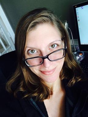 Barefoot Writer Alexandra Gualtieri