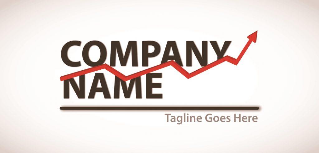 Tagline on Business Card or Website