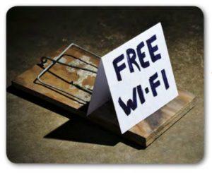 Beware Free WiFi