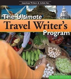 Travel writers make money freelance writing while they get paid to explore the world.
