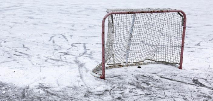 The Haunted Hockey Rink